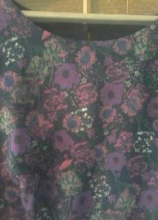 Хорошенькое шифоновое платье tu
