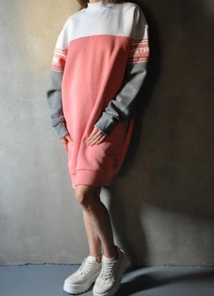 Платье свитшот g star raw оригинал по цене zara