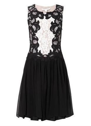 Изысканное платье diane von furstenberg