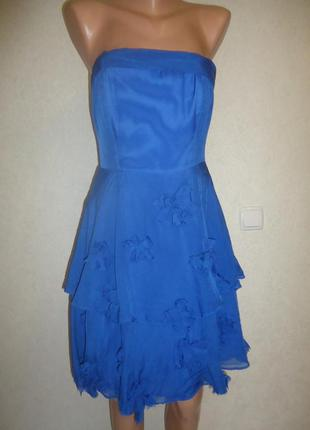 Платье coast 100% шелк
