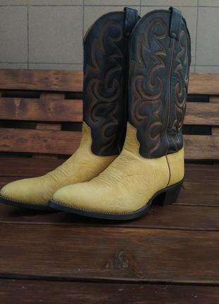 Nocona boots (usa) ковбойские сапоги