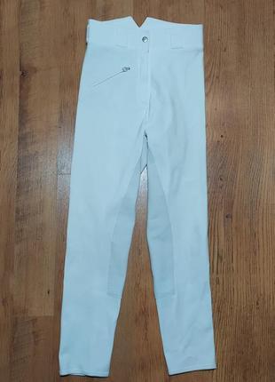 🐴конный спорт cavallo оригинал  штаны бриджи для конного спорта размер 36 s