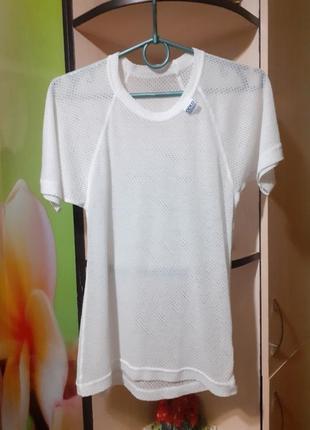 Спортивная футболка в сеточку odlo