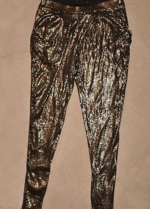 Коктейльные брюки zara