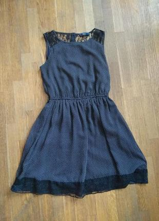 Colin`s оригинал платье легкое летнее xs-s