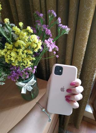 Silicon case iphone 11
