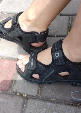 Женские спортивные босоножки сандалии ecco nike puma geox timberland