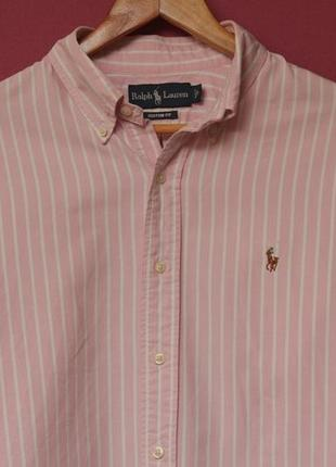 Polo ralph lauren рр l рубашка из хлопка yarmouth5 фото