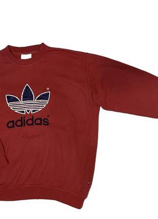 Adidas свитшот {винтаж}