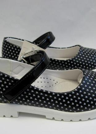 Туфли для девочек р.27-30.