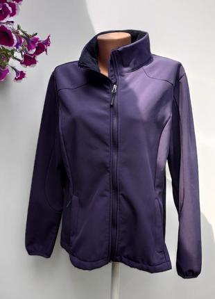 Спортивна куртка на меху crane розмір 46-48 ( б-264)