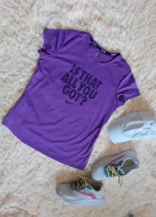 Nike футболка
