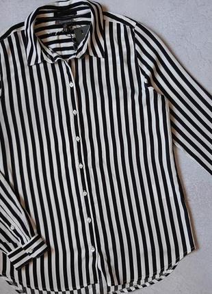 Блуза ,рубашка в полоску