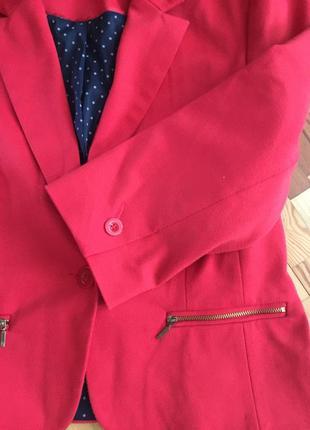 Пиджак жакет укорочённый
