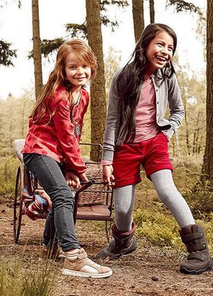 Детские вельветовые шорты tcm tchibo