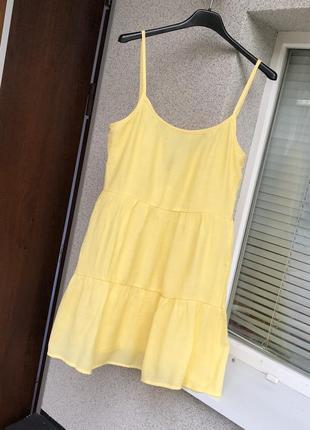 Новый сарафан h&m сукня платье италия