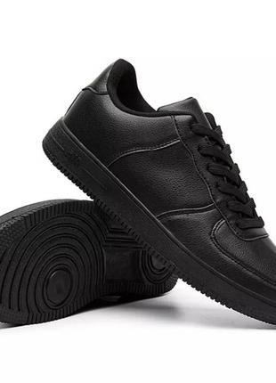 Кеды чёрные мужские кроссовки чёрного цвета купить онлайн скидка