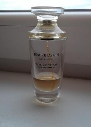 Раритет парфуми  tendre jasmin yves rocher