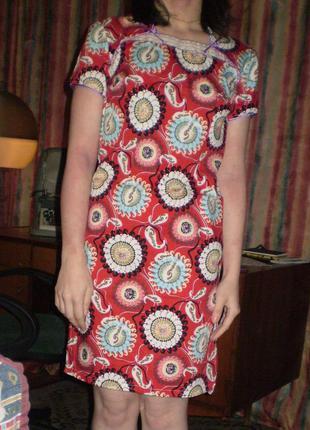 Платье в восточном (японском) стиле
