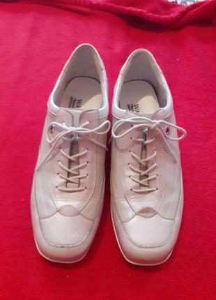 Туфли кожаные waldlaufer