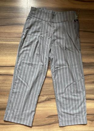 Широкие штаны стильные