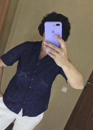 Рубашка блуза прошва