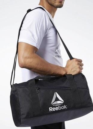 Спортивная сумка reebok training ec5577 оригинал