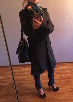 Пальто макси esprit