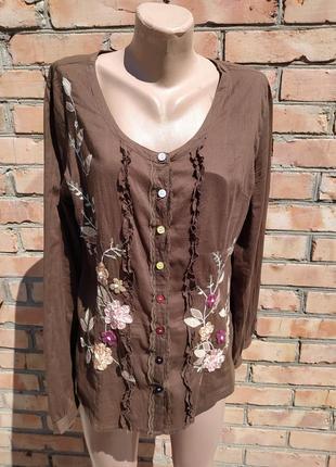 Женская блузка, рубашка, вышиванка3 фото
