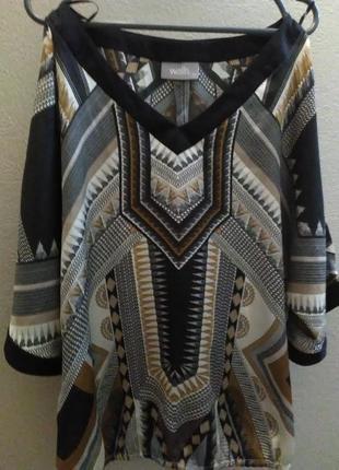 Блузка,блуза,оверсайз,атлас,шифон