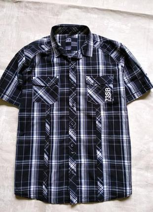 Фирменная рубашка denim xl