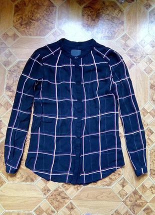 Стильна блуза inwear. размер 34 (с).