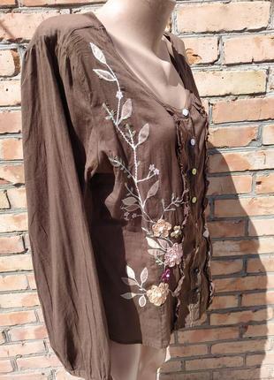 Женская блузка, рубашка, вышиванка6 фото