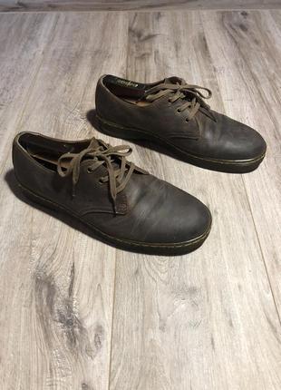 Мужские туфли dr. martens