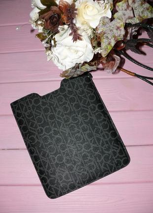 Чехол-карман для планшета  электронной книги calvin klein. оригинал