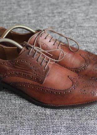 Туфлі броги asos оригінал