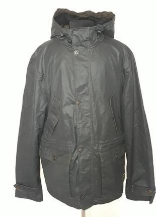 Мужская куртка-парка с капюшоном ostin