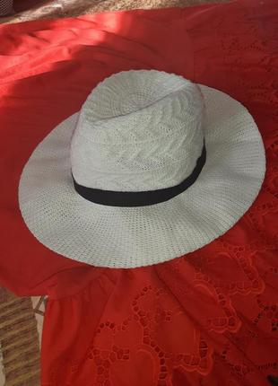 Летняя шляпа, шляпка