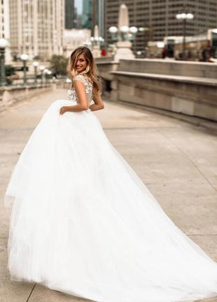 "Свадебное платье ""sharlotta"" millanova"