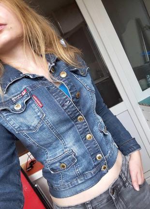 Куртка джисовая dsquared