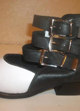 Туфли reserved натуральная кожа 36-40
