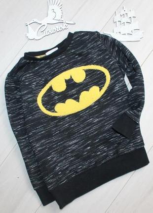 Реглан свитшот на 3 года batman