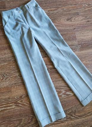 Класичні штани кльошовані