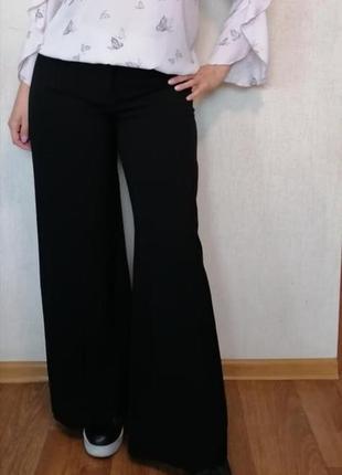 Широкие брюки штаны палаццо