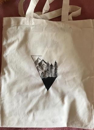 Торба шопер сумка
