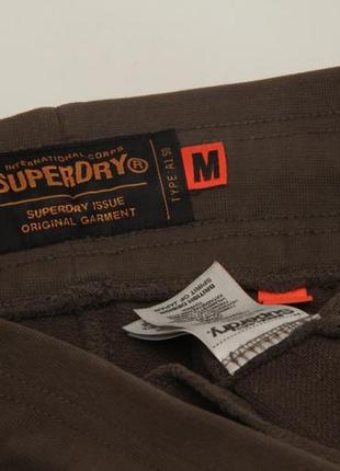 Superdry рр m спортивные карго брюки из хлопка5 фото