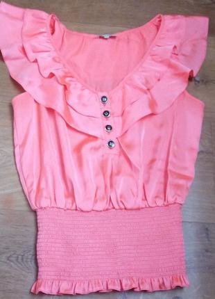 Стильные шелковые блузы
