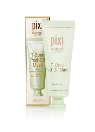 Маска-пилинг pixi t-zone peel-off mask