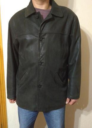 Мужская куртка из натуральной кожи florance