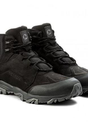 Зимние ботинки merrell coldpack ice+ mid polar waterproof j91841 ( оригинал )